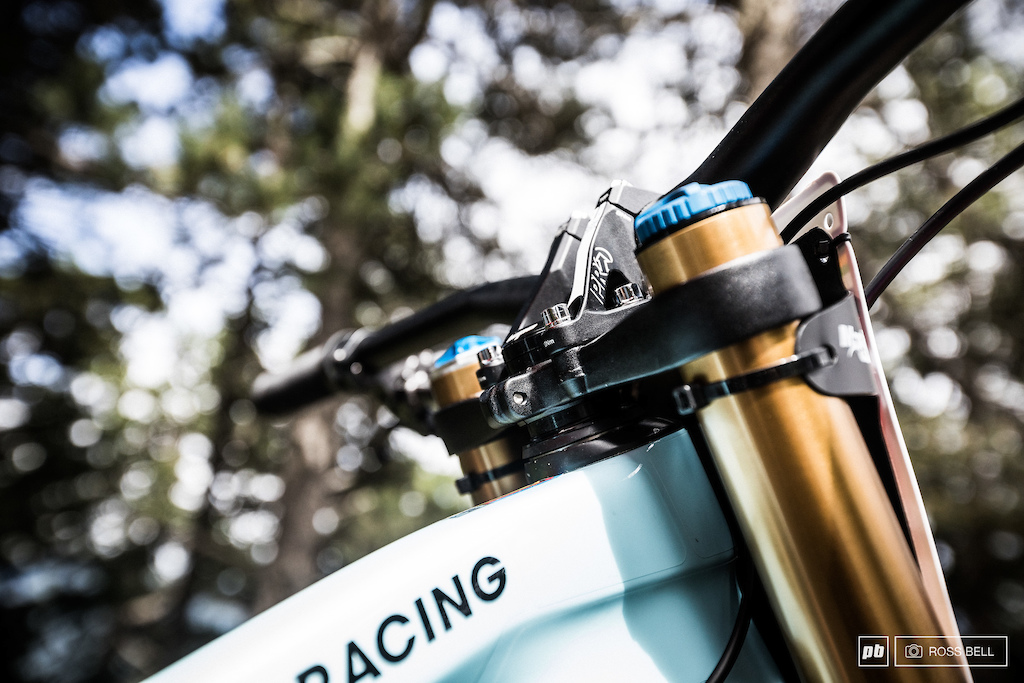 Rachel Atherton Bike Check