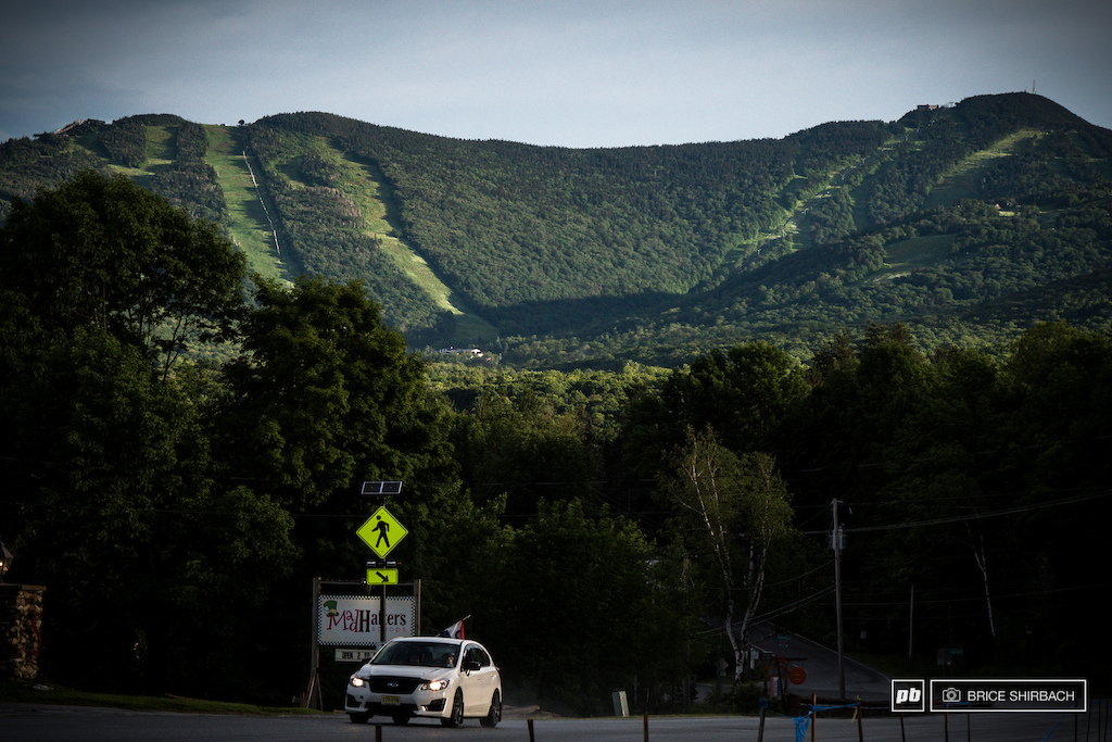 East Bound & Down: Killington, Vermont