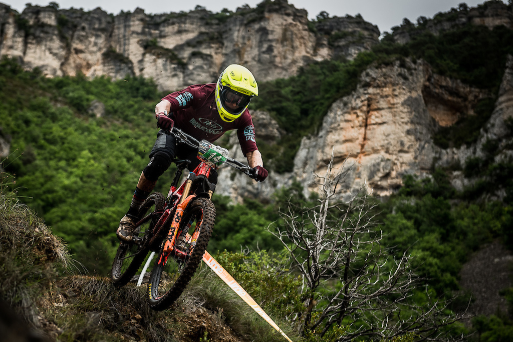 Ibis Cycles Enduro Race Team EWS Millau Report