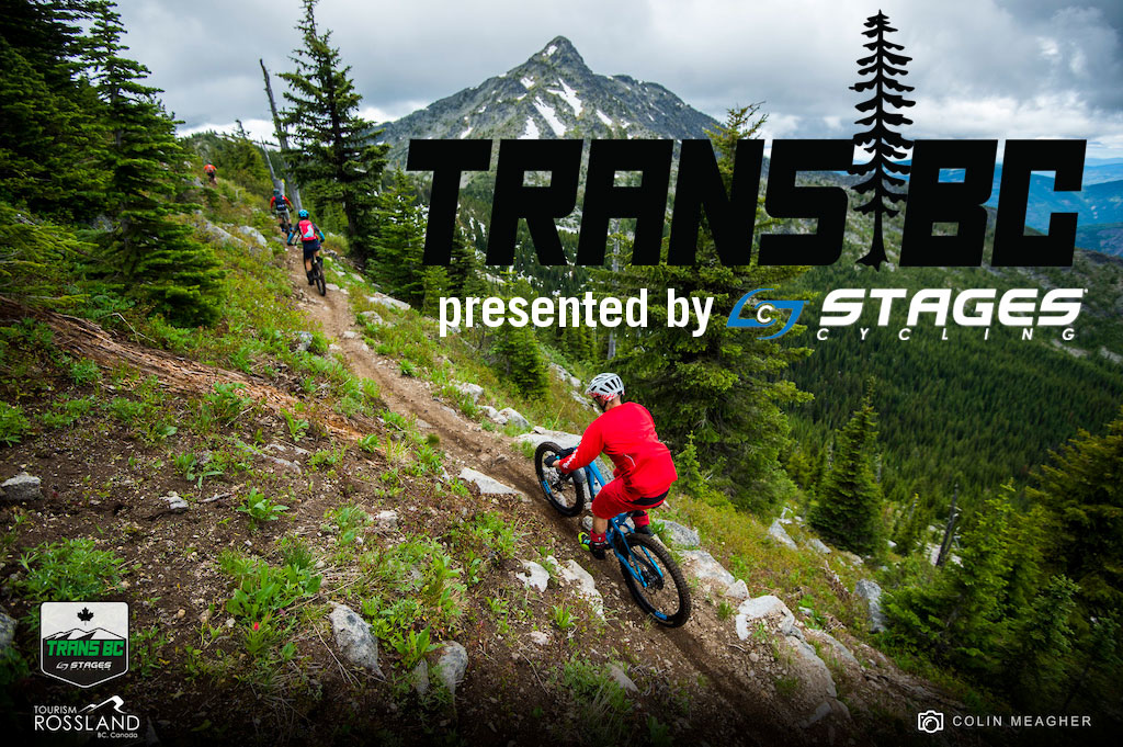 2017 Trans BC presented by Stages Cycling