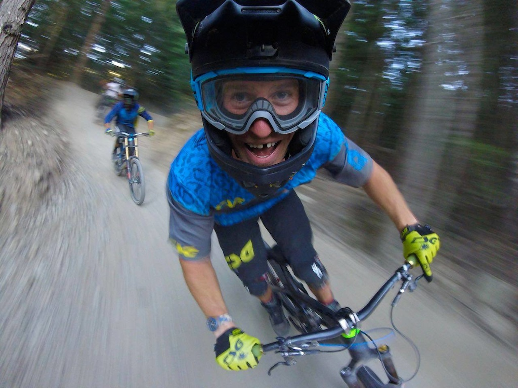 Buy 100% Accuri OTG (Over The Glasses) Clear Lens MTB Goggles at ...
