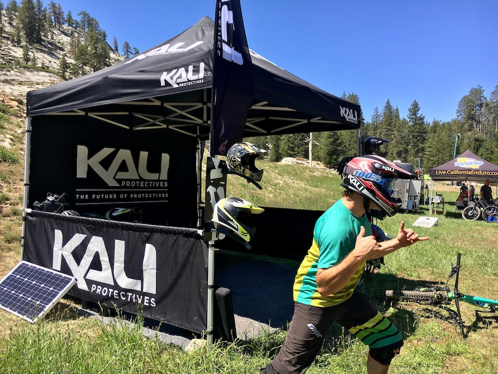 The Kali Road Warrior Goes to the China Peak Enduro – California Enduro Series