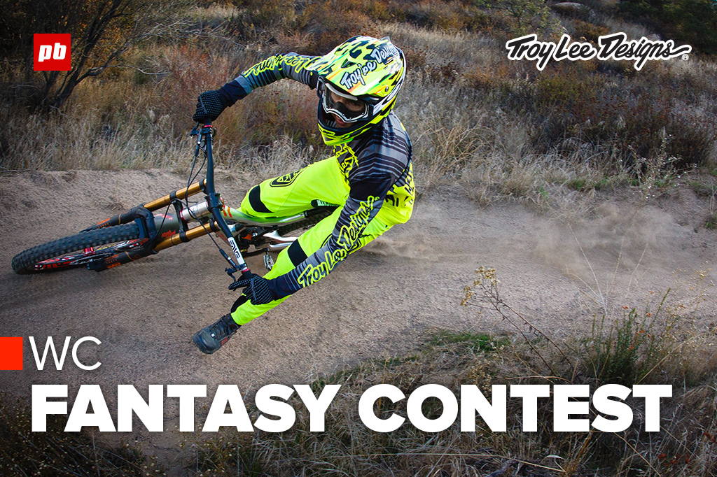 Troy Lee Designs Lenzerheide Fantasy Contest.