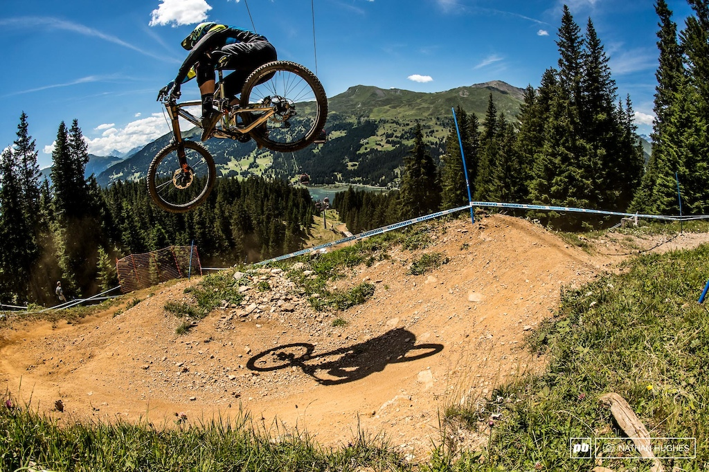 Speed and style at the world cup is possible, friends. Just ask Wyn Masters.