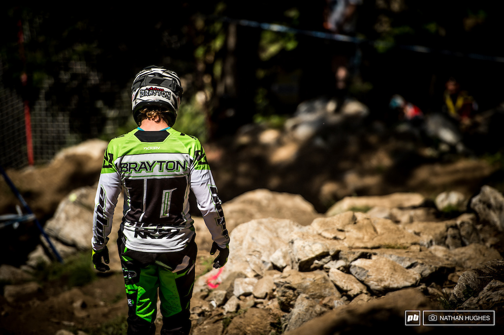 Adam Brayton examines the scene of many OTB disasters for a lot of riders over the day.
