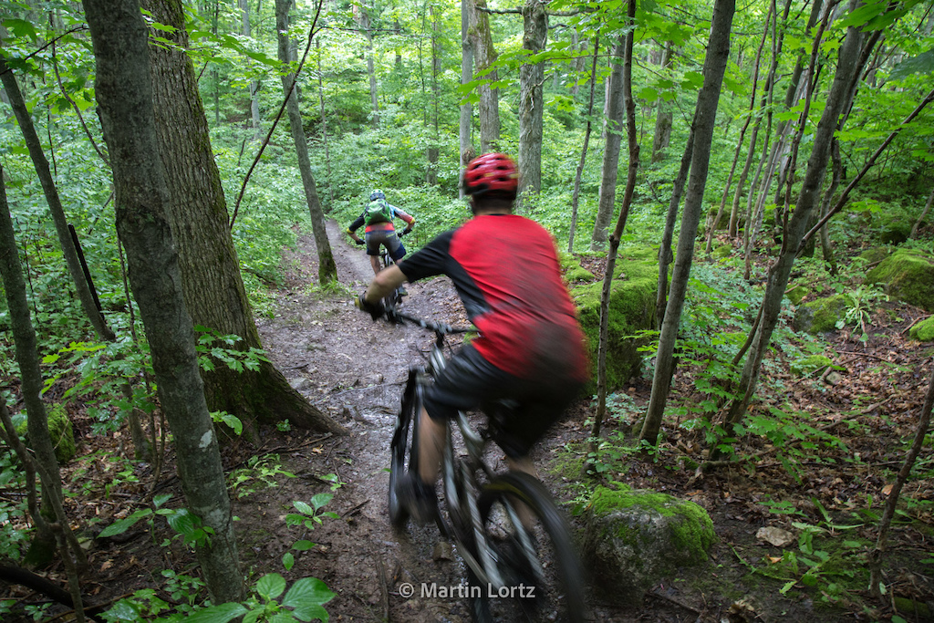 The Mountain Bike Tourist - Collingwood, Ontario