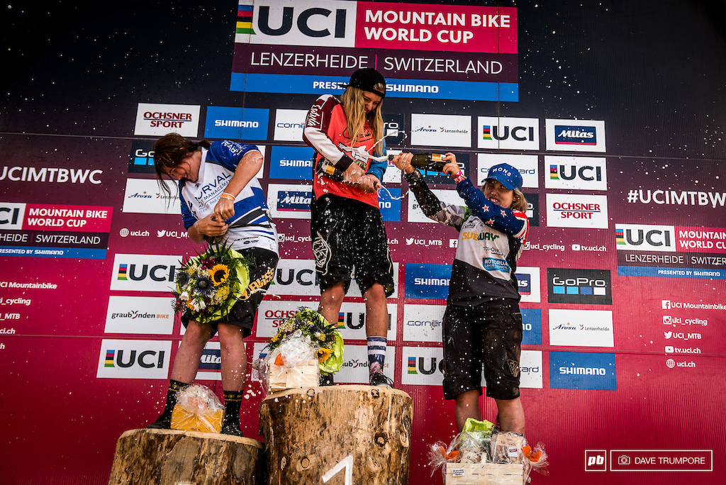Paula Zibasa tops the podium once again for the Junior Women.