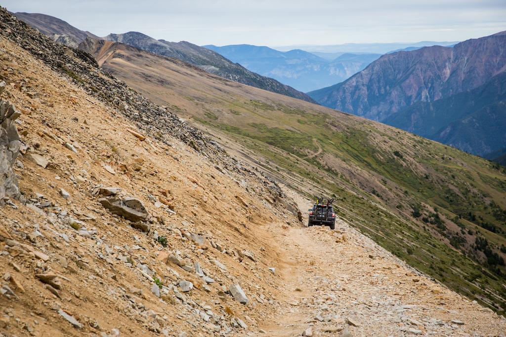Toyota BC Back Roads