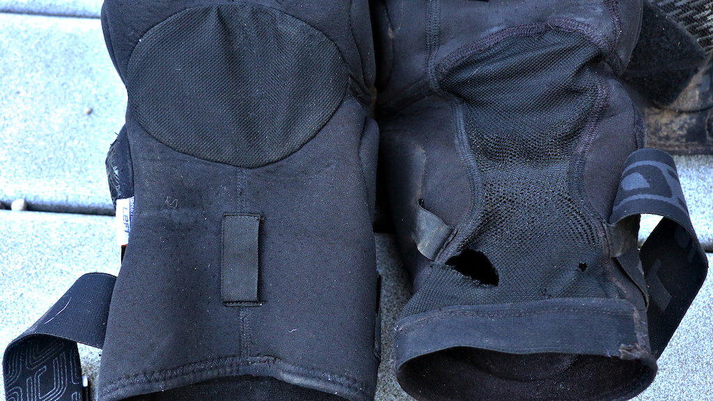 Scott Grenade EVO pads