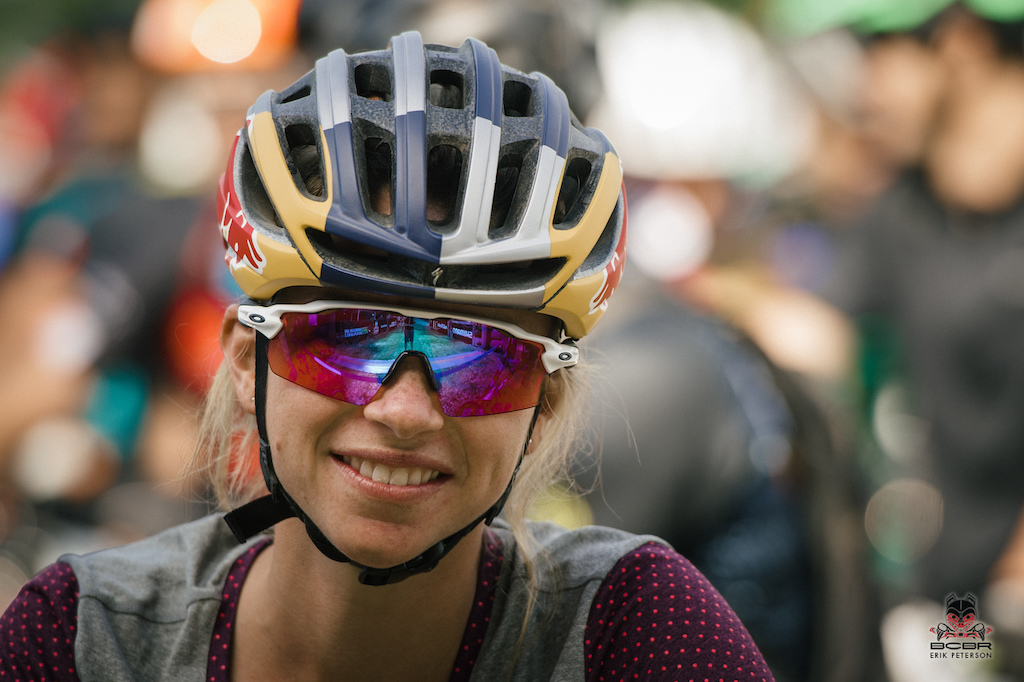 Kirsten Sweetland is a RedBull Triathlete named to the 2016 Olympic team taking on her first BCBR.