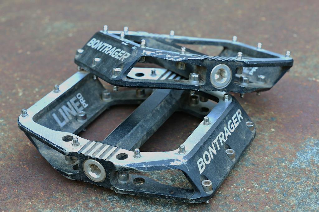 Bontrager Line Pro Pedals by Vernon Felton