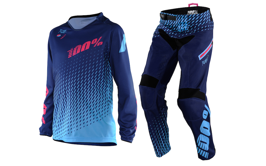 Youth R-Core Youth Supra Blue Jersey and R-Core Youth Supra Blue Pants