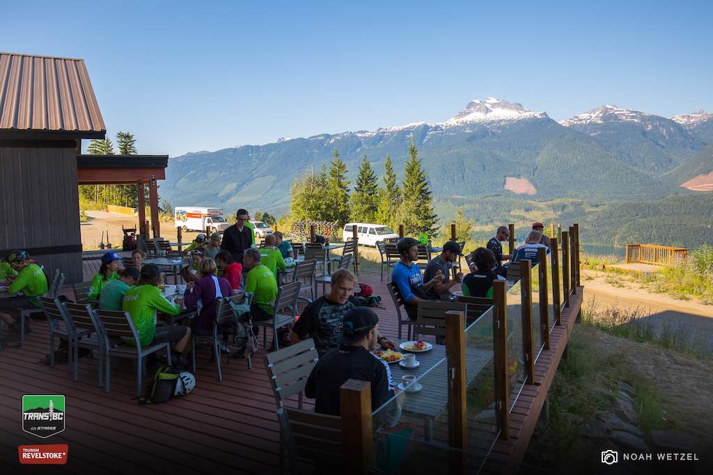 Day 6 of the Trans BC Enduro in Revelstoke B.C.