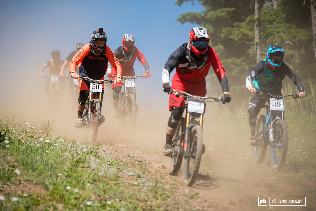 NW Cup Round Five Silver Mountain ID - Race Report
