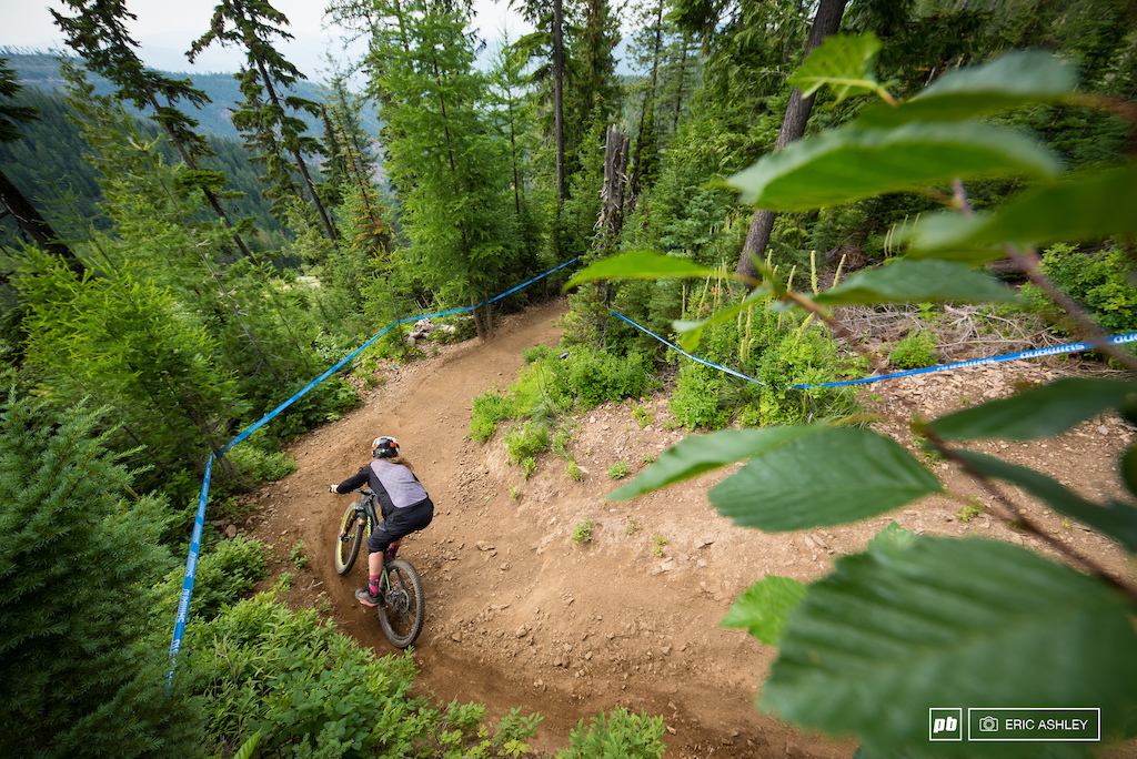 Alicia Leggett seeded third during her first NW Cup weekend (Pro Women).