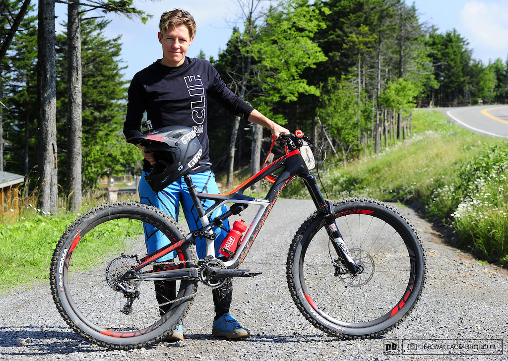 Joanna Petterson Jericho VT Independent Specialized Enduro 27.5