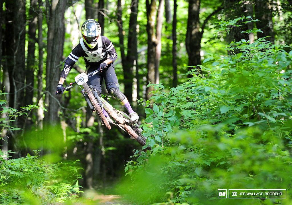 2017 US Nationals Enduro at Snowshoe West Virginia