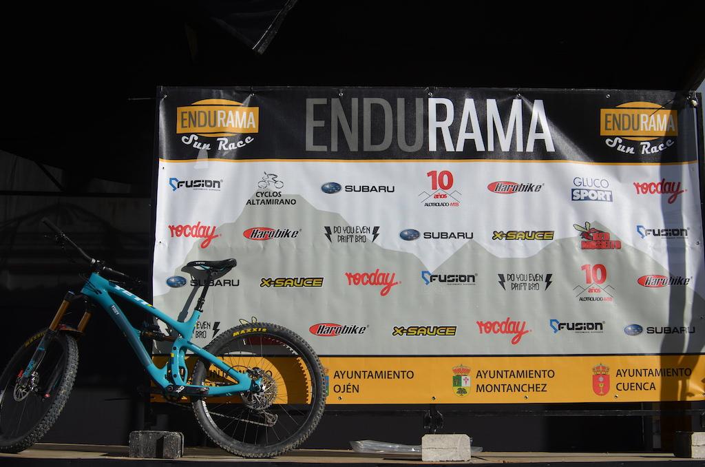 The Inside of the Spanish Endurama Enduro Series