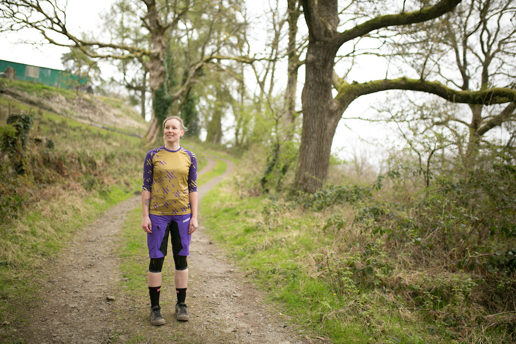 Zimtstern Kelzie Jersey and Taila Short Review. Photo Sam Dugon