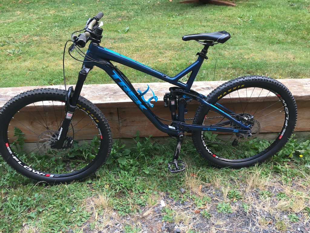 2015 Trek Slash 7 27.5
