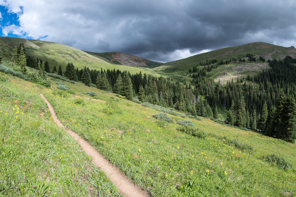 Colorado Trail Race - Recap and Results
