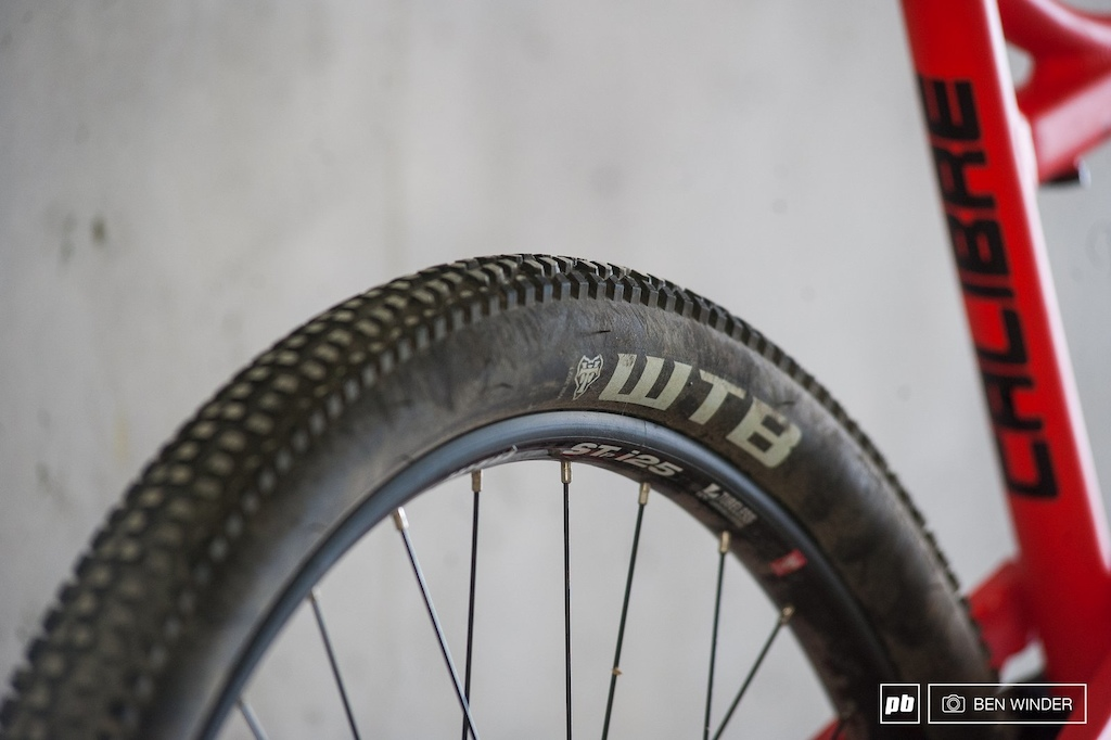 The WTB tires aren t a bad choice we just wanted something with a little more sidewall and a softer compound. Another cheap upgrade.