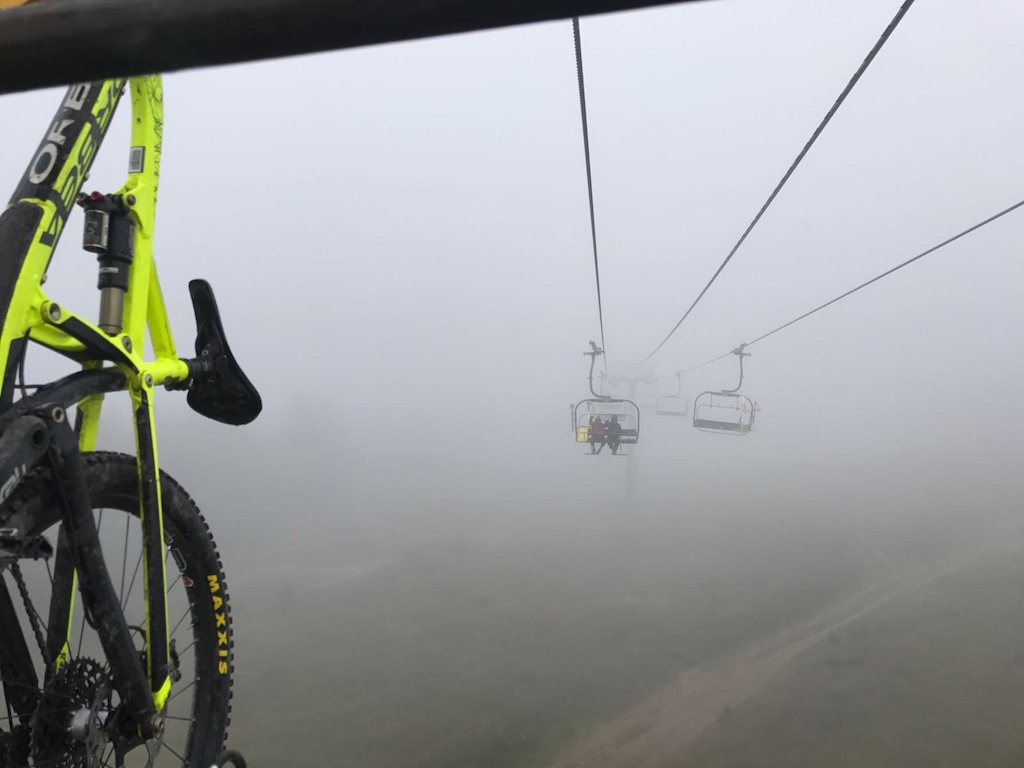 Mossetes chairlift