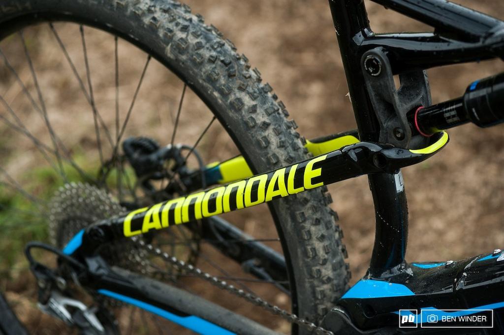 Cannondale Moterra LT eMTB review
