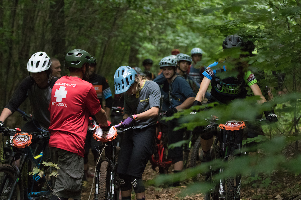 Clif Enduro East Burke Mountain and Victory Hill - Day 1 Race Recap