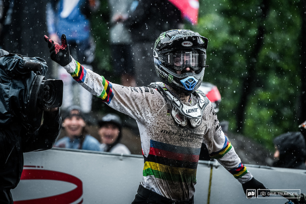 Danny Hart is a true mud specialist and when he played down a near perfect but slower run many began to doubt anyone would be able to knock Dean Lucas off the top step.