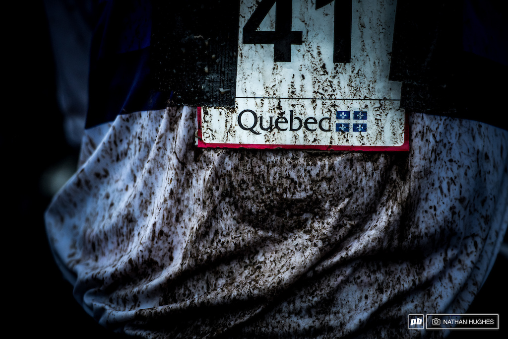 Quebec you cruel, cruel SOB.