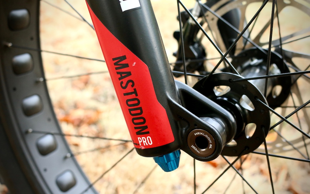Manitou Mastodon review test