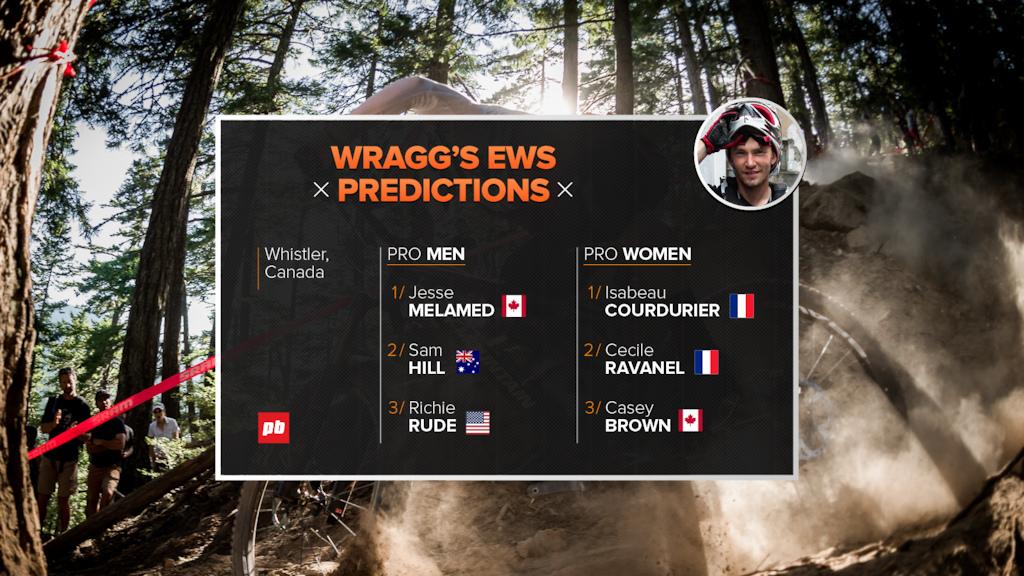 EWS R7 Whistler Predictions 2017