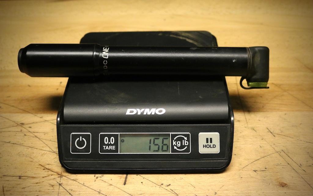 OneUp 100cc pump