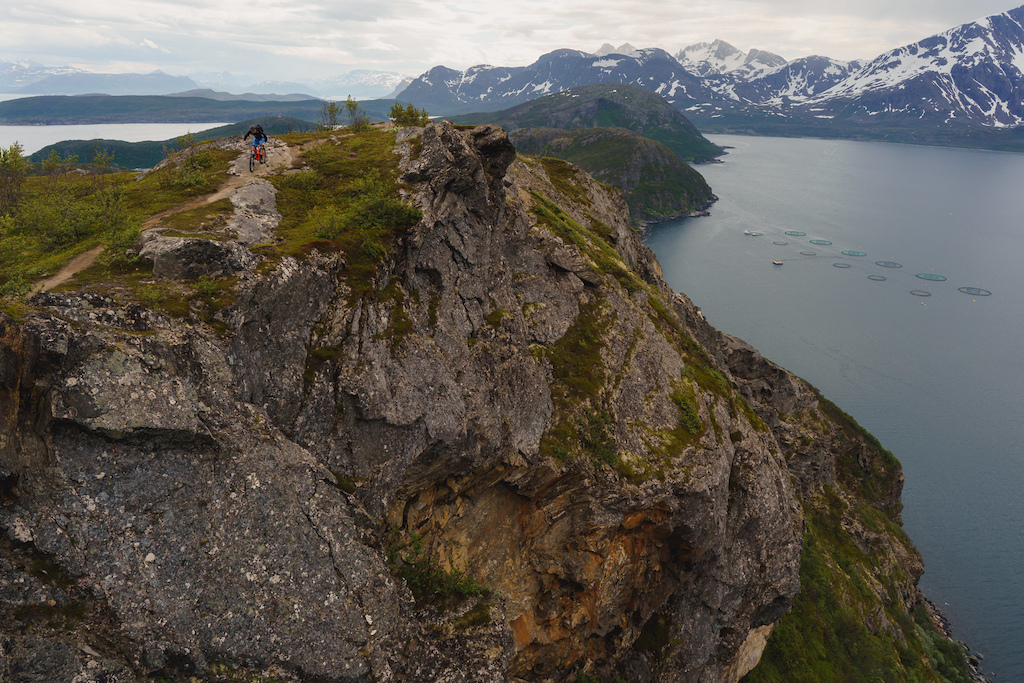 trail scouting in North Norway