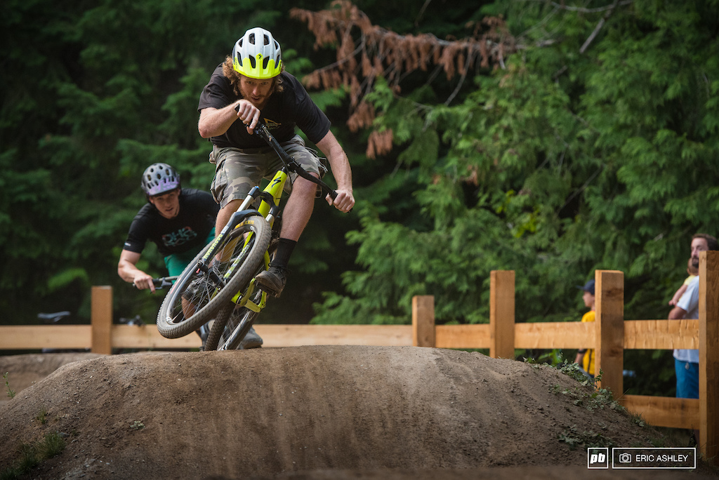 Whatcom Falls Pumptrack Grand Opening - Bellingham WA