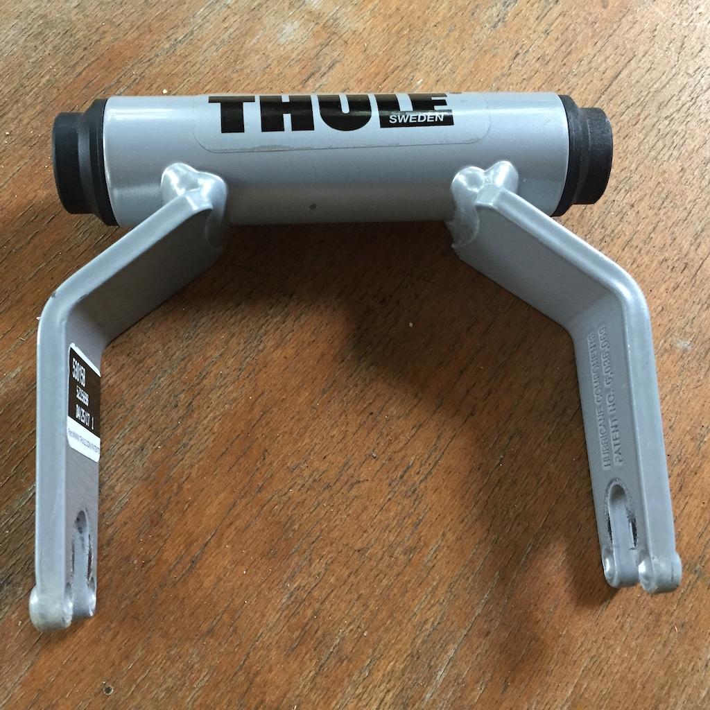 2017 Thule thru axle fork adapter -- 15 x 110 -- Boost