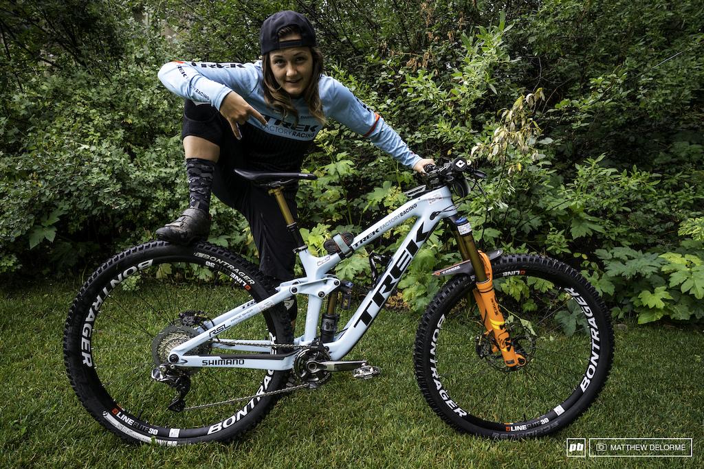 katy Winton s trek Slash