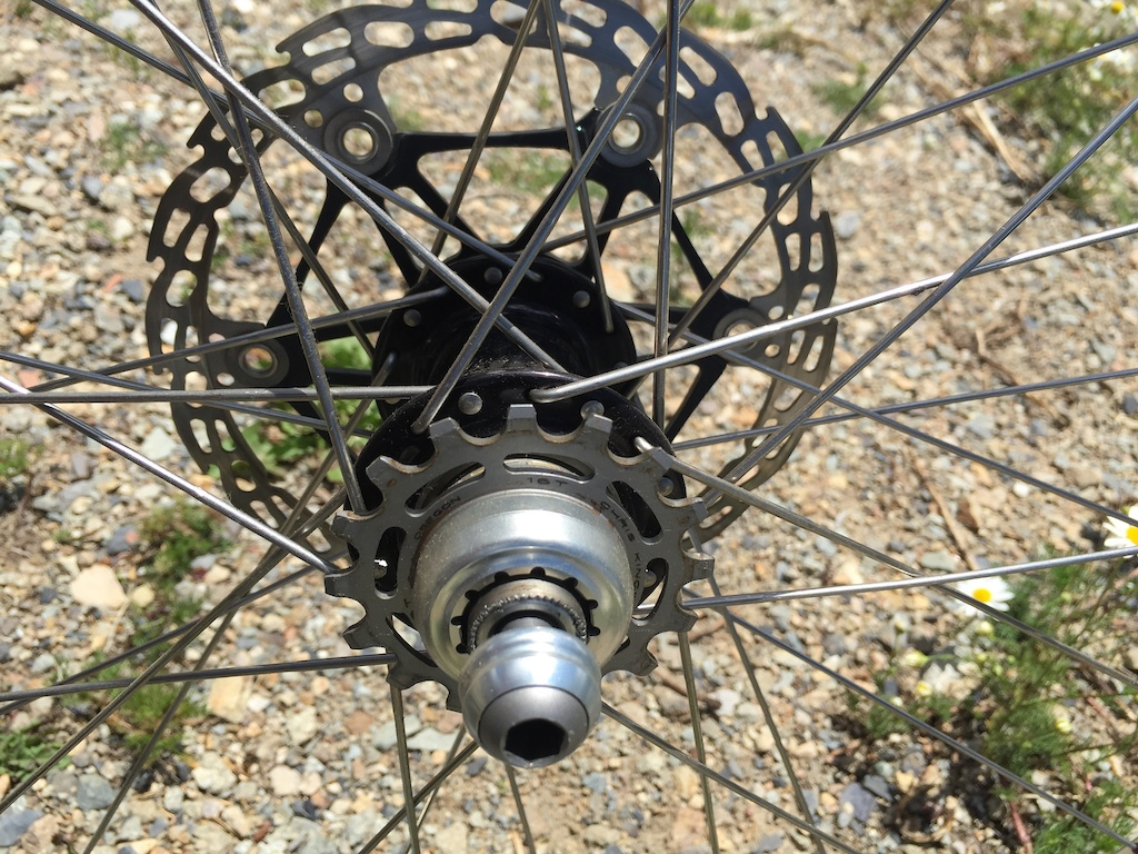 Bad asserry in wheels and wheelbuilidng. ISO SS/20mm x Spank DH hoops