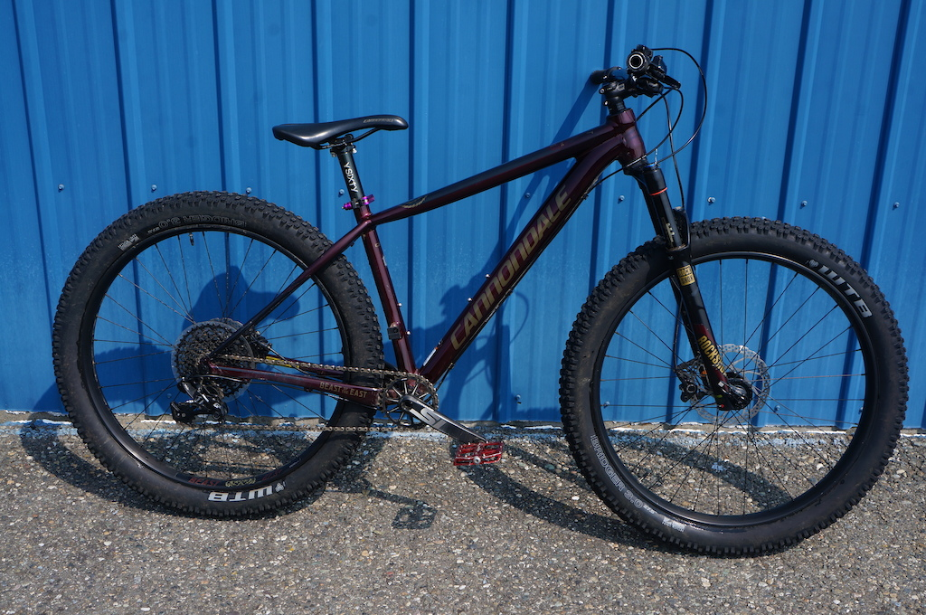 2016 Cannondale Beast of the East