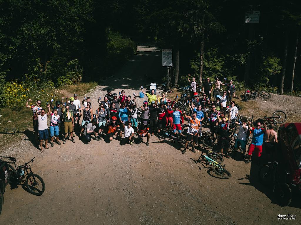 BC Bike Ride 2017