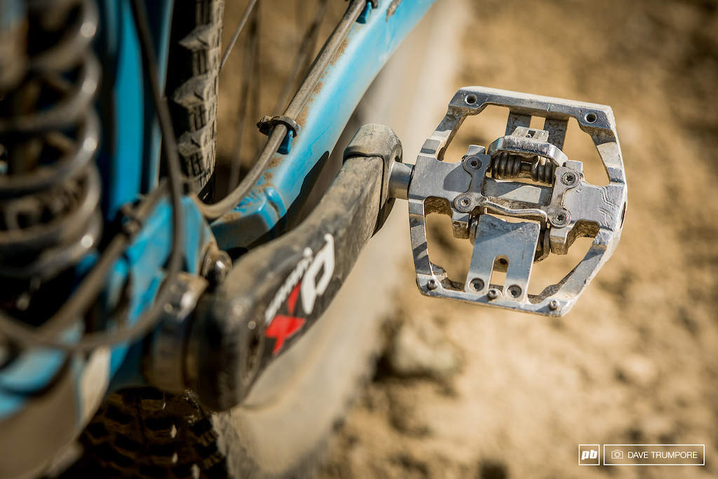 Custom HT pedals for Marcelo.