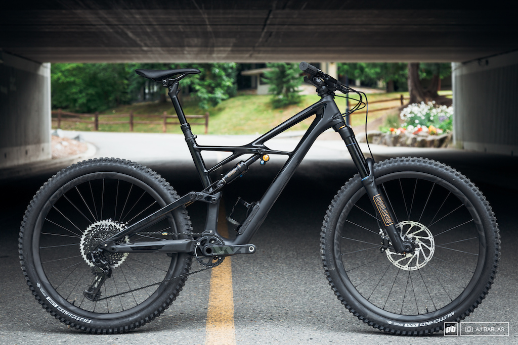 cde3873a79d Specialized Update Enduro for 2018 - First Look - Crankworx Whistler ...