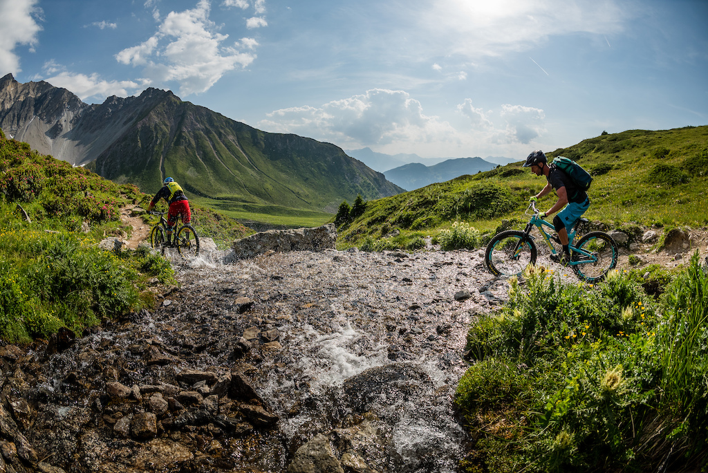 Bike Alp Sanaspans
