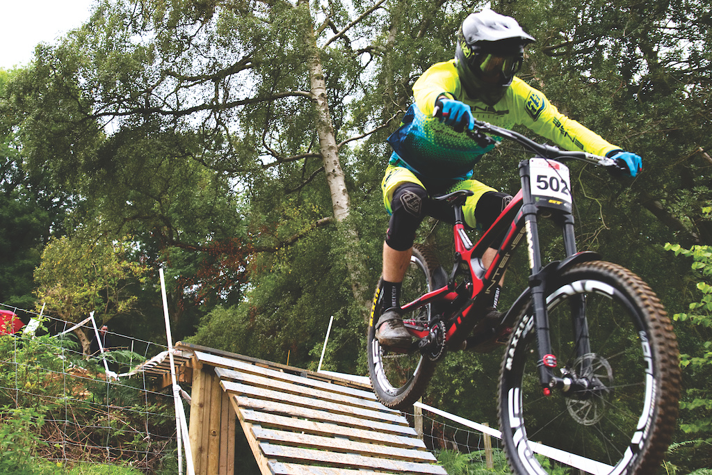 The New School - Llangollen British Downhill Series Round 4