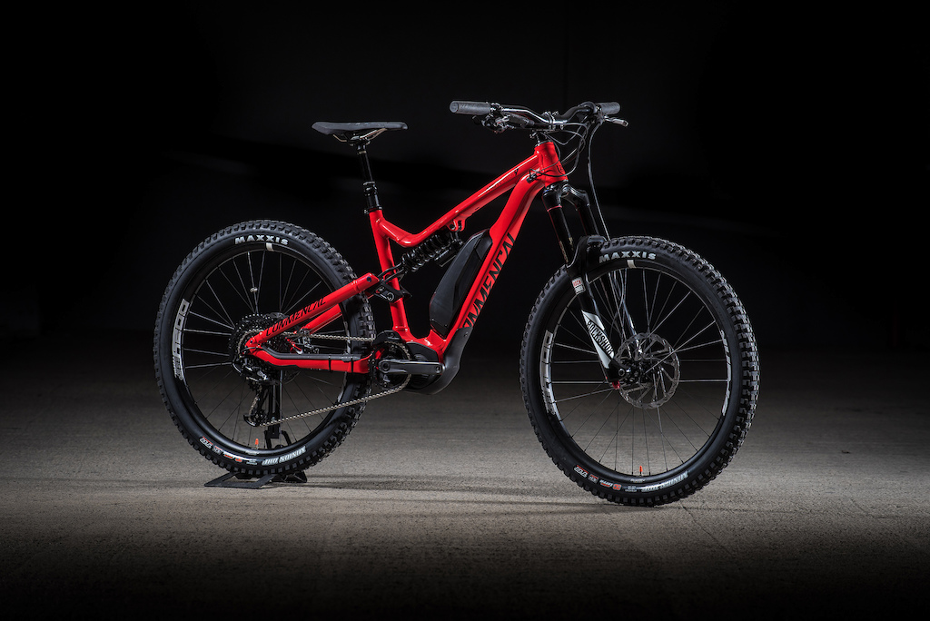 Corked 3 s and Leg Dangles on Commencal s New Meta Power