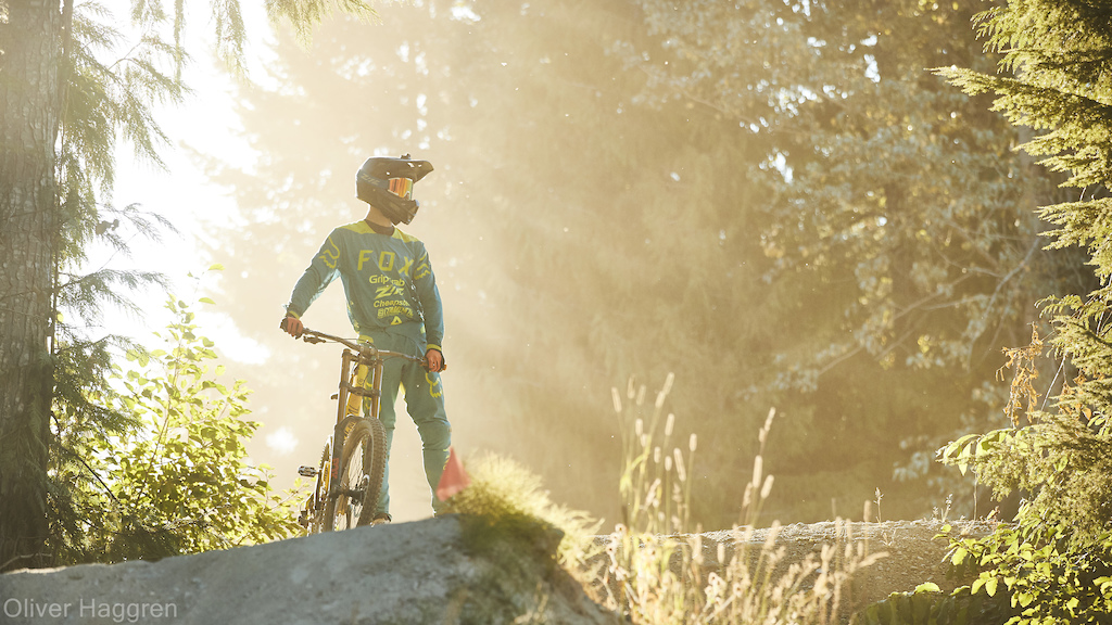 10 Hours Daily at the Whistler Bike Park