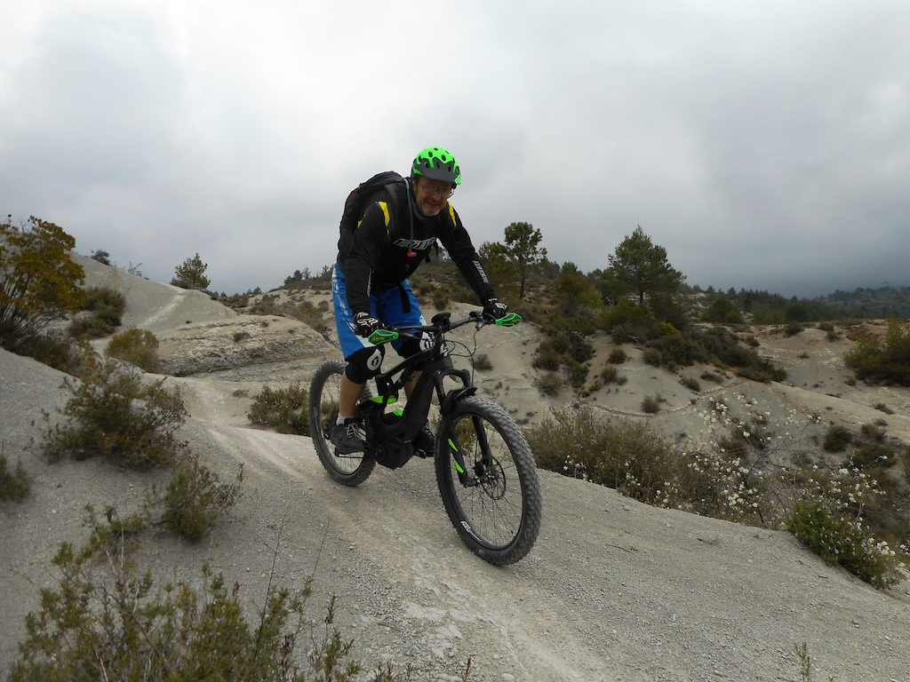 Kieran Page has been involved in a community eMTB project in Peille, France with positive outcomes.