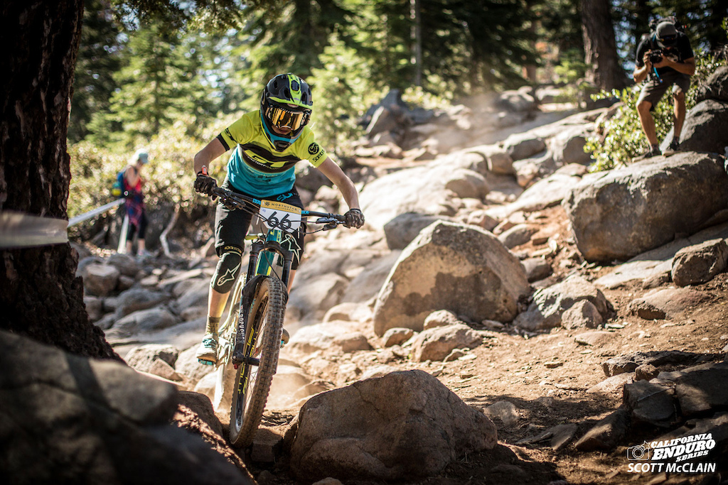 California Enduro Series 2017 Round 6 Northstar Enduro Day 1
