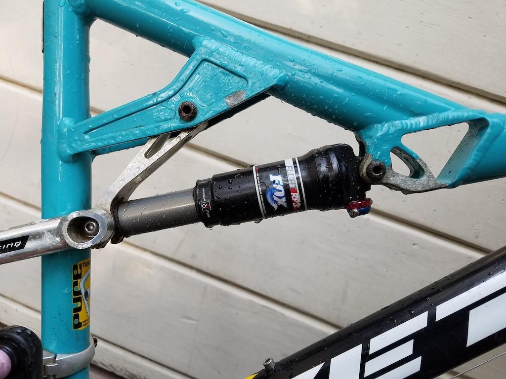 2006 Yeti 575, M, still rides great